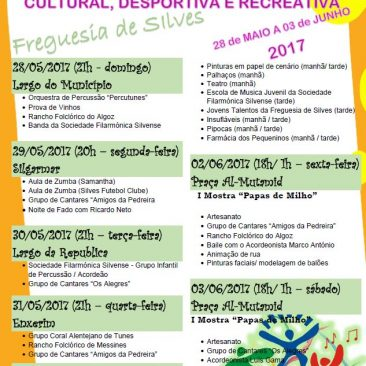 III Semana Cultural, Desportiva e Recreativa