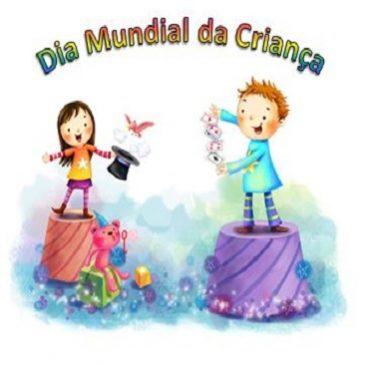 Dia Mundial da Criança – 01 de junho de 2017