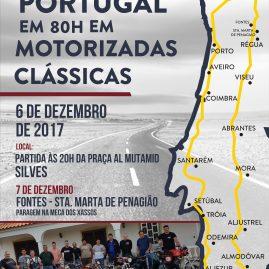 Volta a Portugal em 80h, em motorizadas clássicas