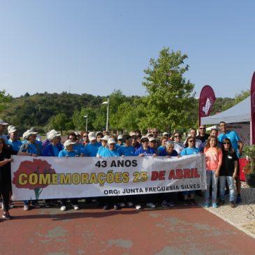 """""""Junta e Marcha"""" 25 de abril de 2017"""