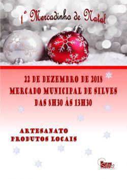 1º Mercadinho de Natal