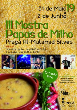 III Mostra de Papas de Milho – Video