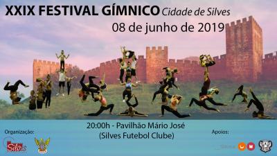 XXIX Festival Gímnico Cidade de Silves