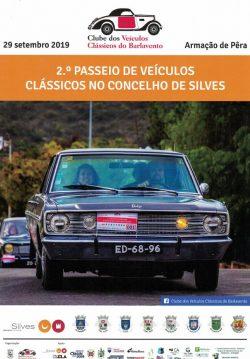 2º Passeio de Veículos Clássicos no Concelho de Silves