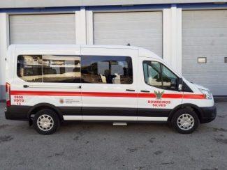 Oferta de ambulância aos Bombeiros Voluntários de Silves