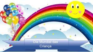 Dia Mundial das Crianças